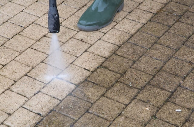mckinney patio cleaning