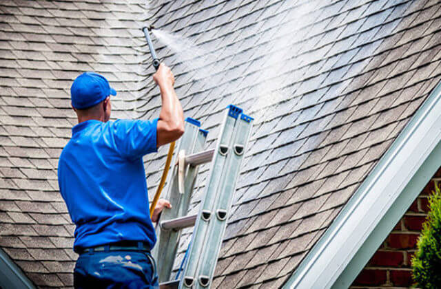 mckinney roof cleaning