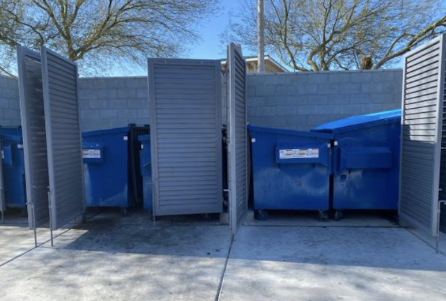 dumpster cleaning in mckinney