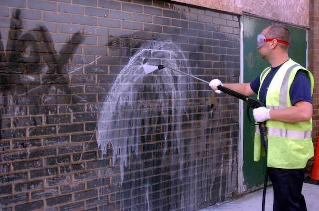 graffiti removal in mckinney